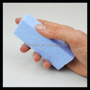 household use pumice stone toilet cleaning pumice brush exporter