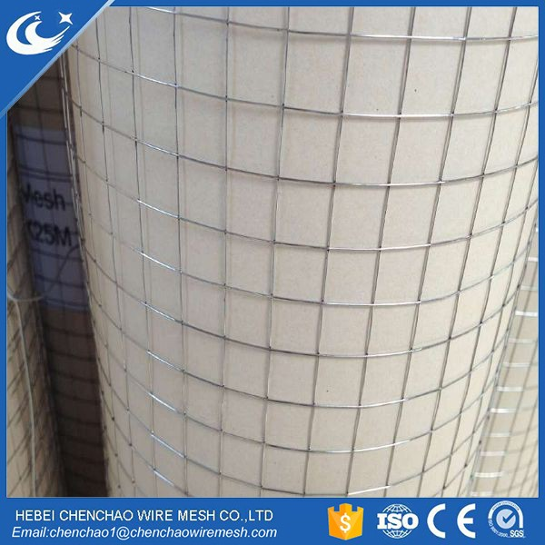 2016 High Quality Heavy Gauge PVC Coated Welded Wire Mesh