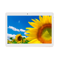 China supplier 9.6 inch G+G touch screen 1280*800 MTK6582 Android 4.4 phone call 3g tablet pc
