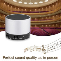 High Quality Mini S10 Bluetooth Speaker with TF function