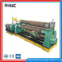 W11-12X2500mm colored steel sheet rolling machine from China supplier