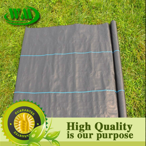 100% Virgin PP/PE woven protective ground cover