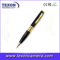 2016 HD Super Mini Video camera pen camera TE-650B