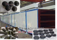 2015 High Effective Mineral Briquette Belt Dryer