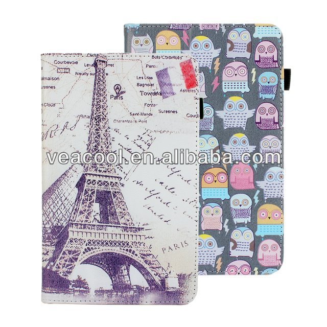 "PU Leather Case for Lenovo A3000 7""Tablet Case"