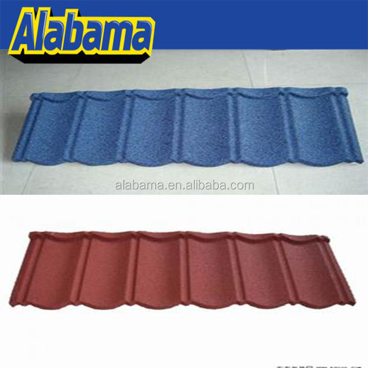 Lightweight Tegula Eagle Zinc Asa European Mediterranean Classic Purple Make Color Curved Metro Sheet Antique Roof Tile