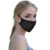 Wholesale Anti Cold black cotton reusable dust face mask