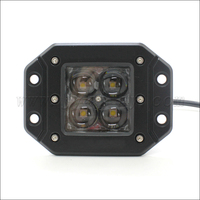Wholesale guangzhou auto 20w car led tuning light , Reflector car 3inch 20w LED work light o sram led driving light bars