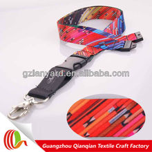 OEM welcome fashion lanyard safety breakaway buckles