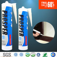 Wholesale price Good quality water resistant silicon sealant for stone gap filling