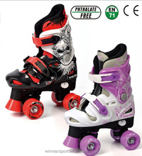 Adjustable Quad skates/roller skate/ double row skate