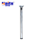 Chrome Metal Folding Height Adjustable Iron Furniture Table Leg