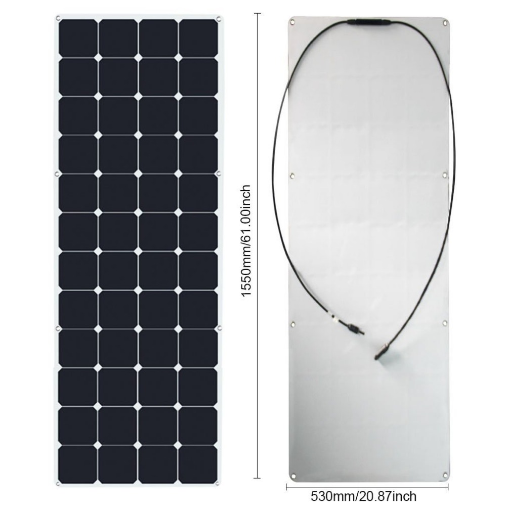 High efficiency over 19% lower price 150w to 300w Mono solar panel
