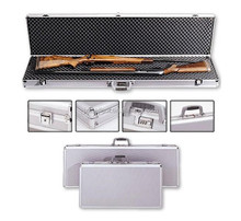 professional factory supply wholesale aluminum gun storage display case