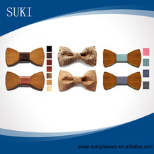 Top quality men bow tie hot sale alibaba wood bow tie for men