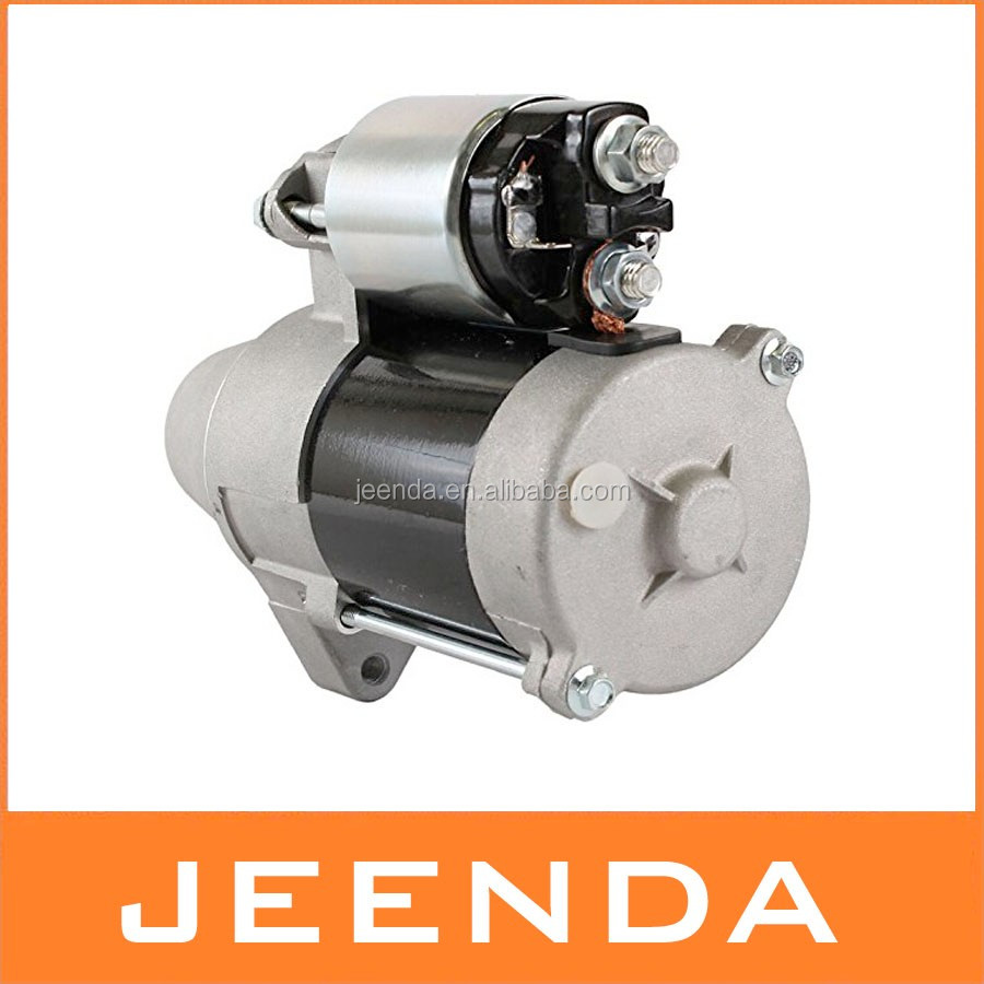Aftermarket high quality 12v starter motor 128000-0180 for Kubota D1402 Dsl BOBCAT COMPACT EXCAVATORS
