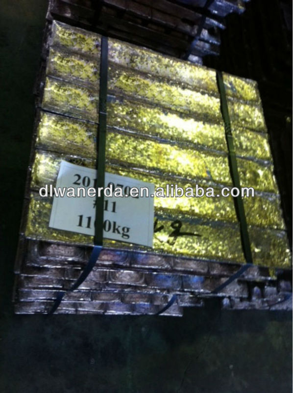 High Purity Copper Ingot From Factory - WANERDA