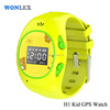 WONLEX Kids Bluetooth Tracker GPS Position Android Watches Mini SOS Smart Watch Phone