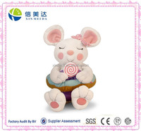 Adorable Sweetie Mouse Plush Toy