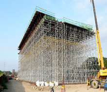 British Standard Construction Scaffolding Sold In Dubai