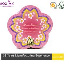 Custom Eco-Friendly Shop Popular Paper Tea Box From China