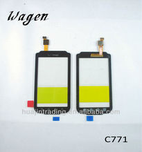 replacement digitizer lcd touch screen for Casio c771