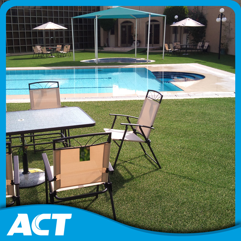 Hot sale artificial grass for garden quick delivery artificial lawn