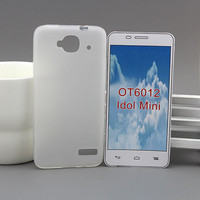 Pudding TPU Case For Alcatel One Touch Idol Mini 6012