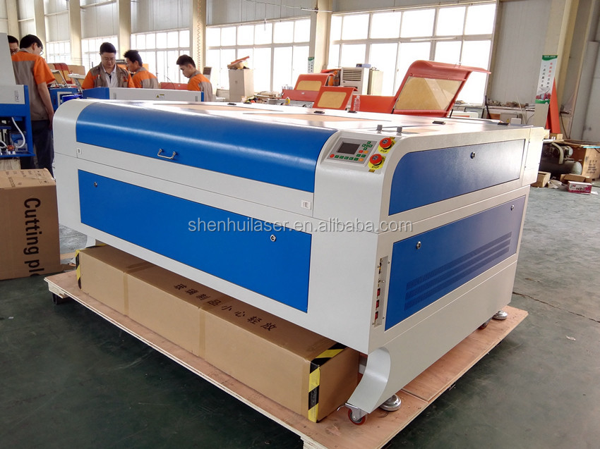Shenhui company provide good business services for laser machine business industrial