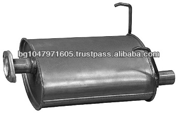 Rear muffler 405360 for HONDA CR-V
