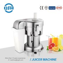 Stainless steel industrial electric garlic fruit cider cold press juice lemon orange coconut squeezer machine