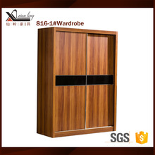 Bedroom wardrobe Sliding Door Design With Mirror