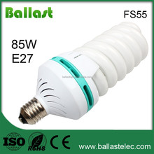 High-quality 110 volt e27 cfl bulb spiral lamp led lights ip44