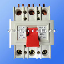250 A Isolator main switch