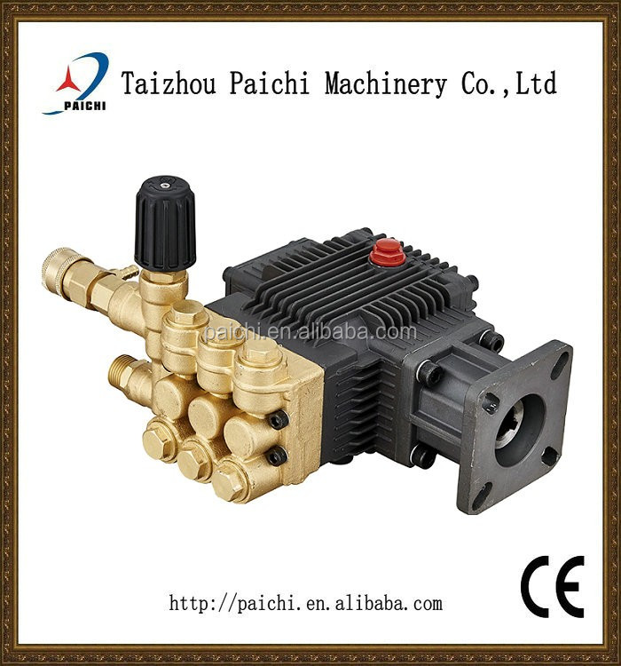 CE 2700PSI 10.8L/min 6.5HP gasoline engine high pressure piston pump