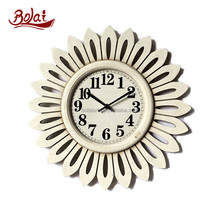 Custom Retro Flip Wall Clock Decor Modern