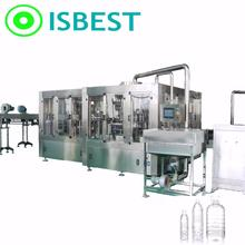 Bottled Mineral Dinking Water Treatment and Filling Machine Cost