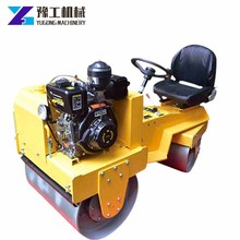 easy and simple to handle roller compactor 10 ton