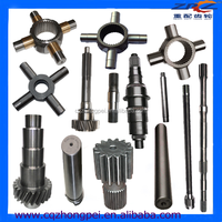 Steel Material Main Shaft And Counter Shaft For Trucks And Autos