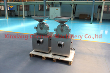Stainless teel rice grinder machine/mini food powder pulverizer