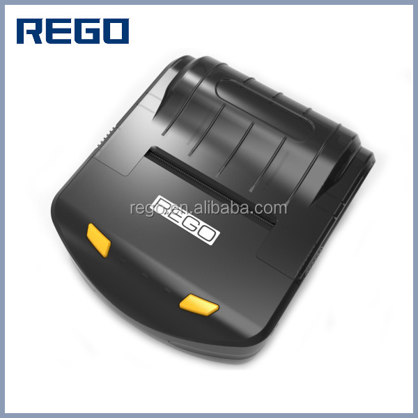 58mm portable bluetooth Dot matrix ticket printer for taxi and bus
