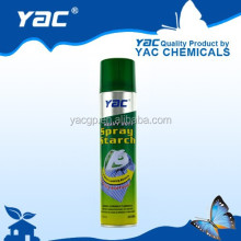 aerosol type clothes Ironing starch spray speed ironing starch spray