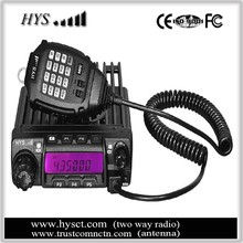 TC-135 VHF 200 Channel DTMF 2tone 5 tone Mobile Car Radio