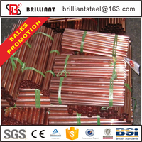 Trade assurance mini split air conditioner parts copper prices in kg copper tube production line