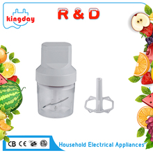 R&D multi function 1 speed button kitchen appliances food blender processor