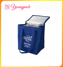 wholesale high quality customize aluminum foil wine bag
