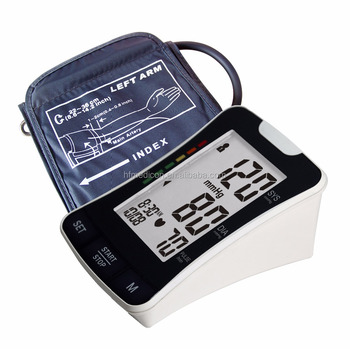Electronic blood pressure monitor/device