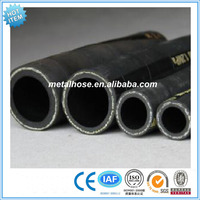 High Pressure Thermoplastic Hydraulic Hose SAE100 R8 / EN855 manufacturer