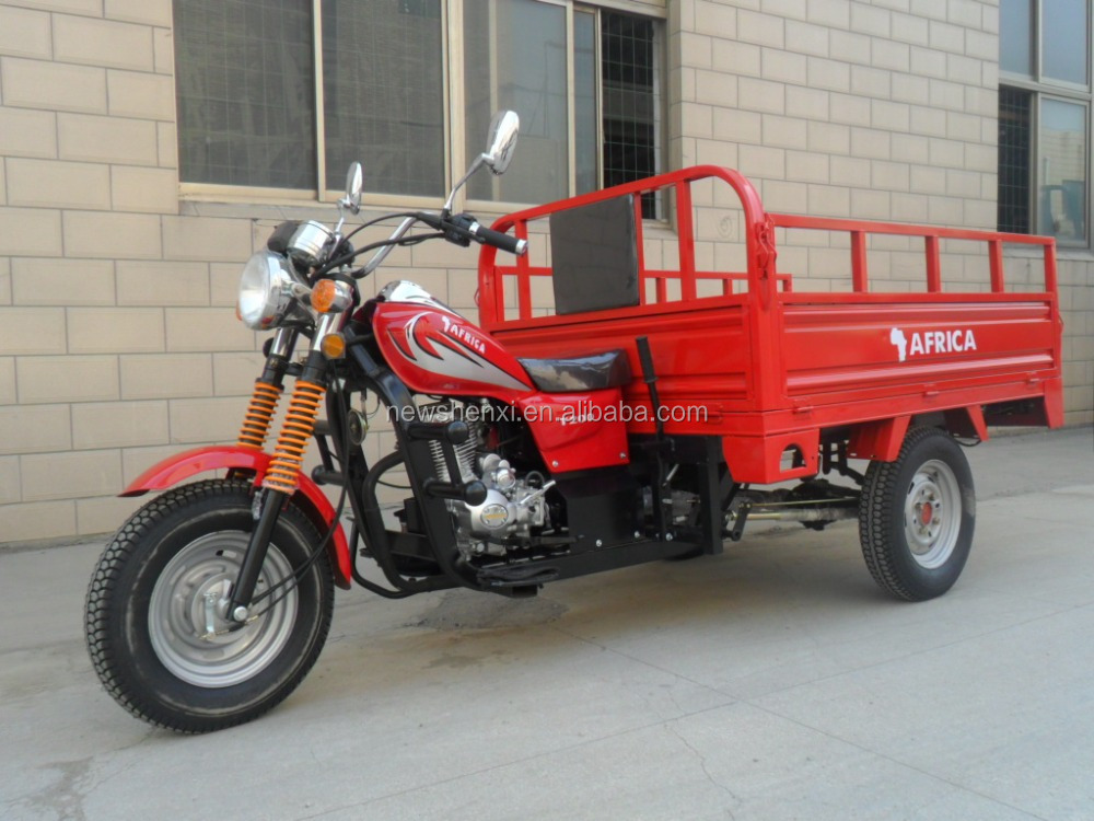 China Manufacture 3 Wheels Motor Tricycle use for Cargo with EEC CE certificate