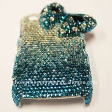 Grace bling rhinestone mobile phone case for blackberry curve 8520